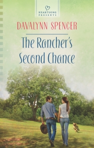 davalynn Spencer.Rancher.cover