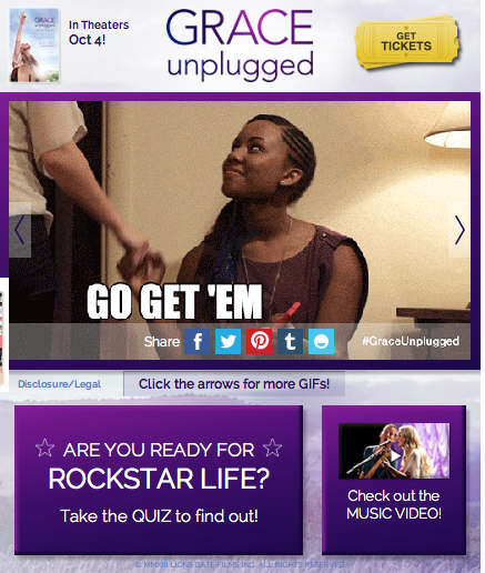 grace unplugged app