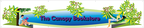 canopy bookstore banner