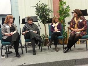 Bridge to Publication Panel 2014