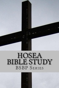 Hosea Bible cover for Linda Yezak