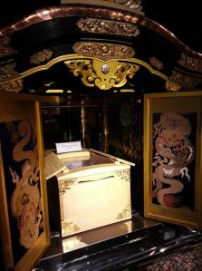 japanese casket and hearse