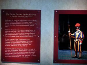 Story of the Swiss Guard