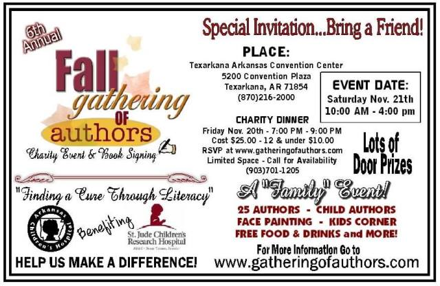 Gathering of Authors two