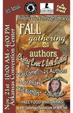 Gathering of Authors