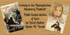 Newspaper Ad Blueberry Festival 2016
