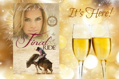 The Final Ride champagne ad